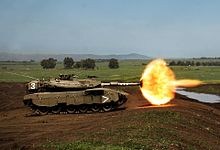 merkava iiid baz fires – the baz fire-control system increases the merkava's  accuracy and lethality