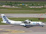 Flybe Nordic ATR 72-500 OH-ATI at HEL 05JUN2015.JPG