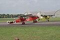 Fokkers Dr.I VII VIII Preflight Dawn Patrol NMUSAF 26Sept09 (14413489817).jpg
