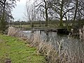 Footbridge over River Blithe near Nethertown - geograph.org.uk - 1157935.jpg