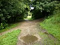 Footpath in Healey Heights Recreation Ground - geograph.org.uk - 1469708.jpg