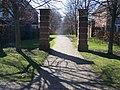 Footpath on Peregrine Drive - geograph.org.uk - 1200579.jpg