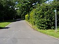 Footpath up to Chalfont Lodge - geograph.org.uk - 848944.jpg