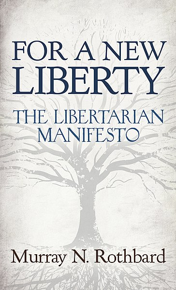 http://commons.wikimedia.org/wiki/File:For_a_New_Liberty_(2011_edition)_cover.jpg