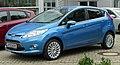 Ford Fiesta VII front 20100919.jpg