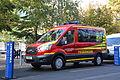 Ford Transit. 2014 IAA. Fire engine. Free image Spielvogel.JPG