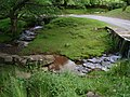 Ford and falls - geograph.org.uk - 923754.jpg