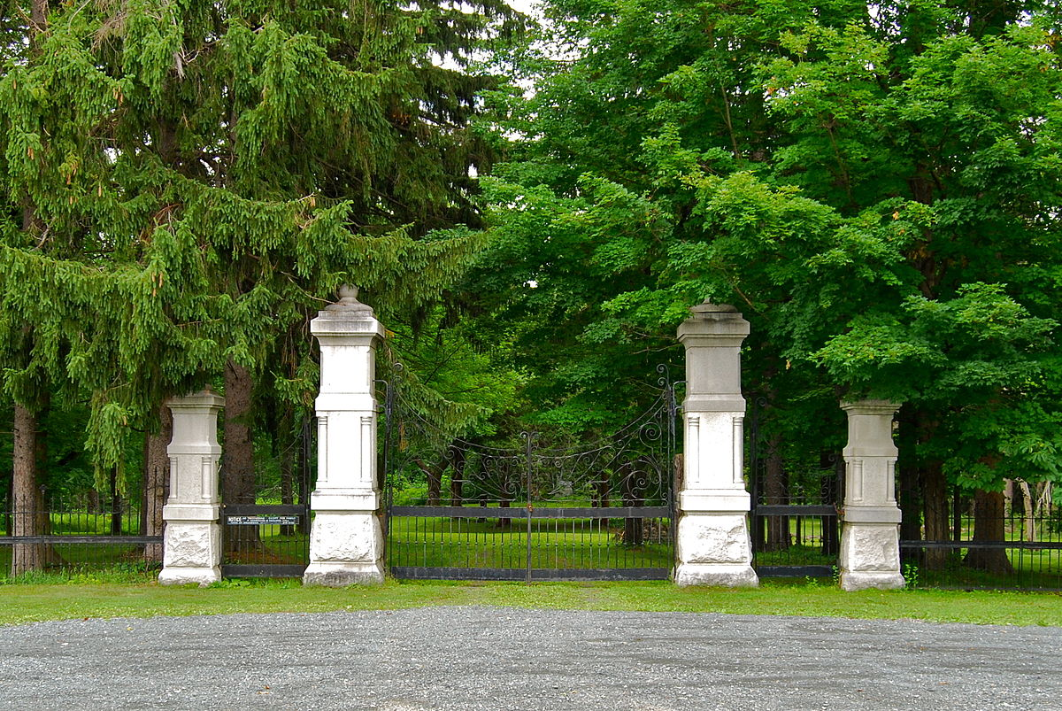 forest park cemetery brunswick new york   wikipedia