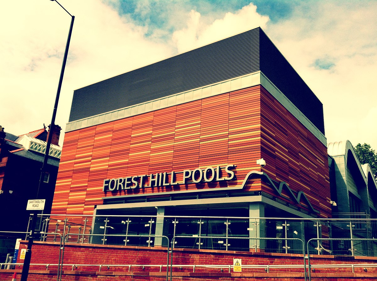 Forest Hill Pools Wikipedia