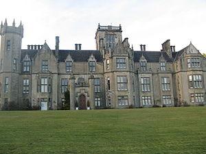 Sir Robert John Abercromby, 7th Baronet - Image: Forglen House