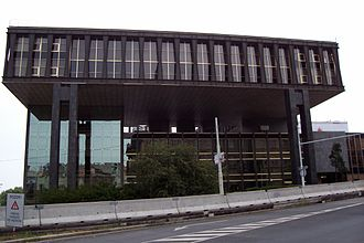 Federal Assembly (Czechoslovakia) - Image: Former Czechoslovak Federal assembly in Prague