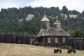 Fort Ross, a former Russian establishment on the west coast of North America in what is now Sonoma County, California LCCN2013635134.tif