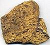 File:Fossiliferous sandstone (Byer Sandstone Member, Logan Formation, Lower Mississippian; east-central Ohio, USA) 1 (46489339344).jpg