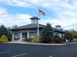 Foster Township, Schuylkill County, Pennsylvania - Foster Township Municipal Bldg.