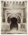Fotografi av Cordoba. El Mirab en la Mezquita - Hallwylska museet - 104773.tif