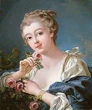 François Boucher - jeune fille.jpg