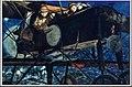 François Flameng - Bombardement de nuit par un avion de type Bréguet-Michelin - 1918.jpg