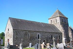 L'église Saint-Ébremond.