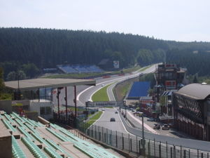 Formula 3 Euro Series - Spa-Francorchamps, Belgium