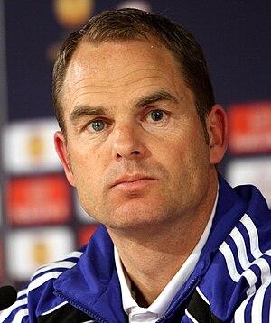 Frank de Boer - De Boer in March 2011