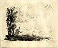 Frank Boggs, Paysage hollandais, fin du XIXe-début du XXe siècle, Musée d'art et d'histoire de la ville de Meudon.jpg