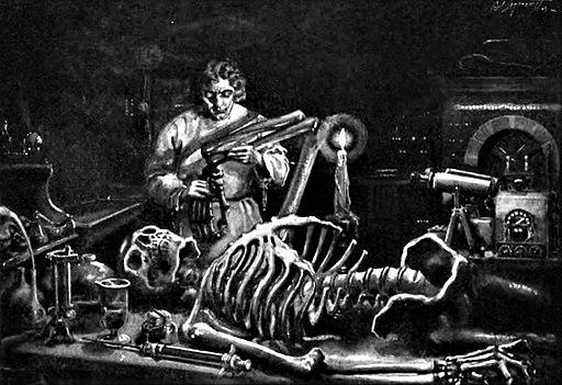 Frankenstein, pg 7