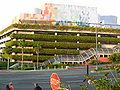 Frankenstein Parking, Universal CityWalk Hollywood 2.JPG