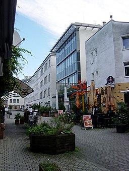 Clemensstraße in Frankfurt am Main