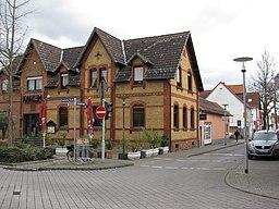 Frankfurter Straße in Raunheim