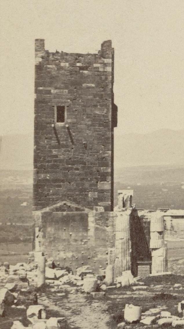 Frankish Tower 2