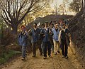 Franske landarbejdere i hulvej.jpg