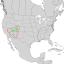 Fraxinus anomala range map 1.png