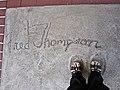 Fred Thompson shoe prints (5696147080).jpg