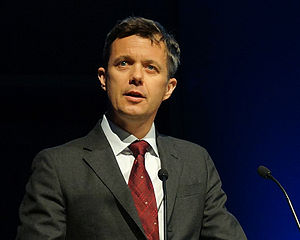 Frederik, Crown Prince of Denmark - Crown Prince Frederik in March 2015