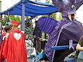 Fremont Solstice Parade 2008 - space creature 01.jpg