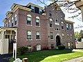 Friar Barry Hall, Christ the King Catholic Parish Church, Concord, NH (49189006022).jpg