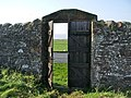 Friends Burial Ground, Allonby, Doorway - geograph.org.uk - 598273.jpg