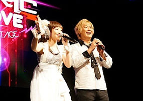Fripside at Anime Festival Asia 2012 Stage (cropped).jpg