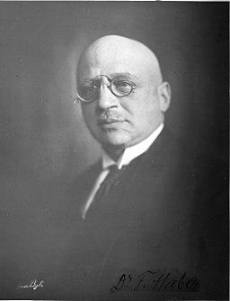 Fritz haber 1929 PI 29-C-0097