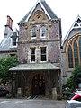 Front door of Brunel Manor - geograph.org.uk - 1192461.jpg