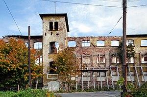 Depositary (film) - Ruins in Walim, Poland