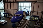 Frontiers of Flight Museum December 2015 118 (Southwest Airlines Boeing 737-3H4).jpg