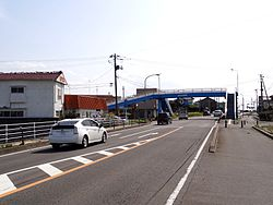 福島県道20号いわき上三坂小野線