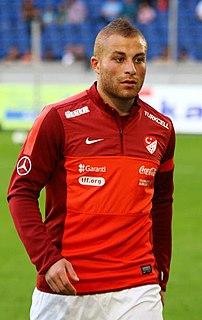 Gökhan Töre Turkish footballer