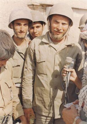 Mohammad Bagher Ghalibaf - Image: GHALIBAF IN BATTLE