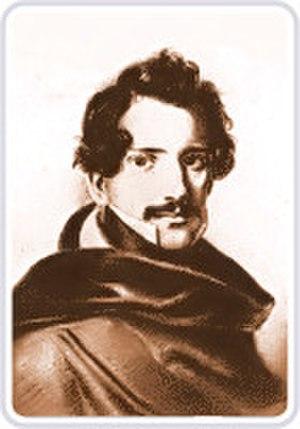 Romanesco dialect - The young Giuseppe Gioachino Belli
