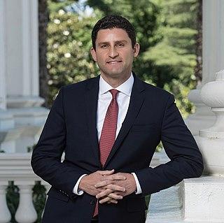 Jesse Gabriel American attorney and politician