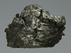 Gadolinium - A sample of gadolinium metal