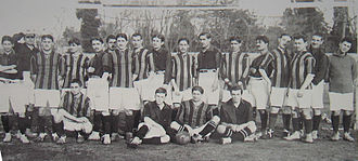 The Intercontinental Derby - Fenerbahçe SK and Galatasaray SK 1913–1914.