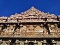 Gangaikonda sozhapuram temple tower.jpg